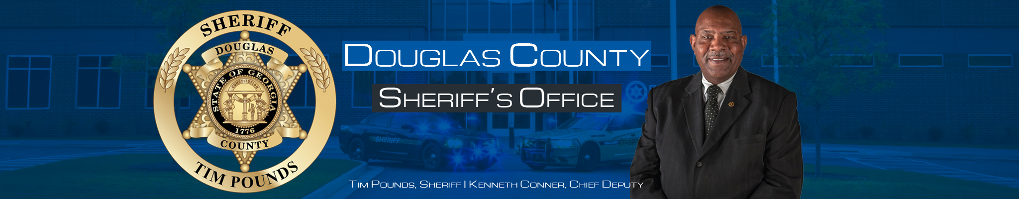 Daily Arrest Reports – Douglas County Sheriff's Office (GA)