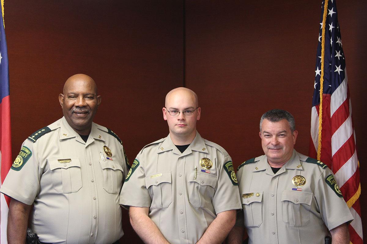 New Deputy Recruit