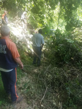 Boundary Waters Cleanup