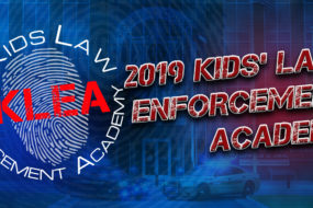 2019 Kids' Law Enforcement Academy