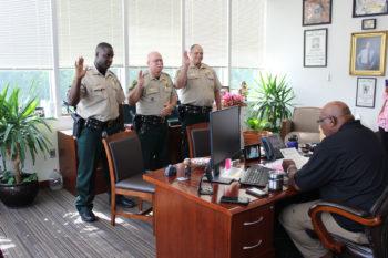 Welcome, New Deputies