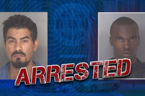 Two Arrested in Commercial Burglary Cases