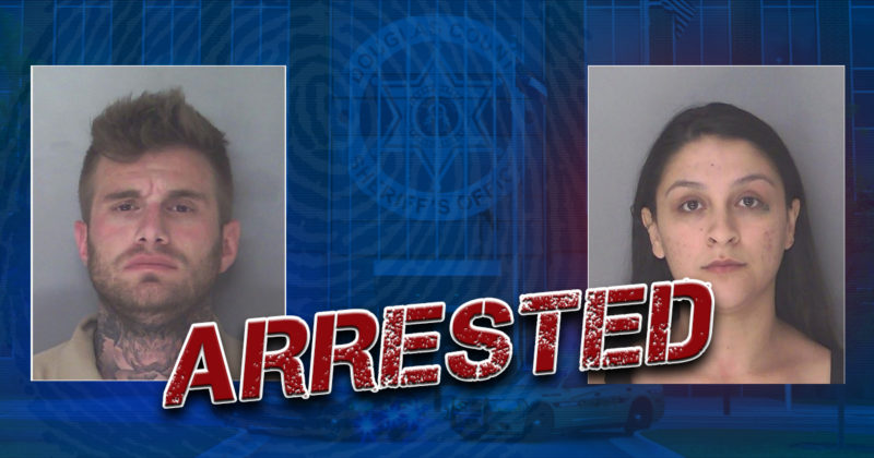 Two Arrested for Trafficking Marijuana
